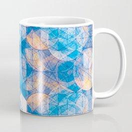 Cuben Kaleidoscope Coffee Mug