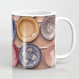 Moroccan pottery Coffee Mug