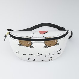 Jumping Yaks Fanny Pack