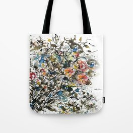 THOUGHTS 2 Tote Bag