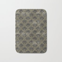 The Roaring Twenties Pattern Bath Mat