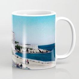 1950's Vintage Nice France Coffee Mug