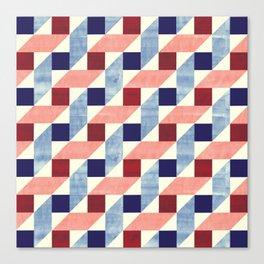 Lightly Bauhaus Canvas Print