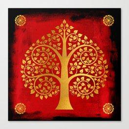 Bodhi Tree0109 Canvas Print