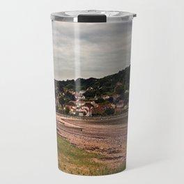 Minehead, Somerset, England Travel Mug