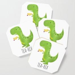 Tea-Rex Coaster