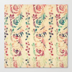 Another floral pattern Canvas Print