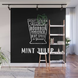 Mint Julep by Stephen Fowler Wall Mural