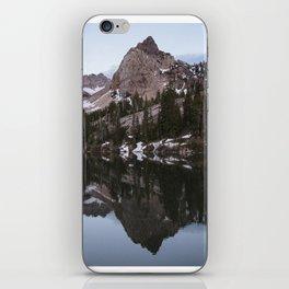 Sundial Peak Reflection iPhone Skin