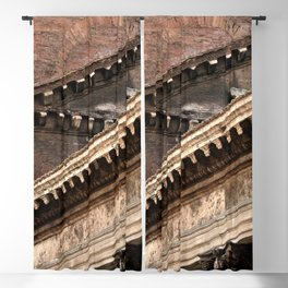 Pantheon of Rome Side View Blackout Curtain