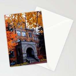 Amazing Fall Days on Campus--Gonzaga Stationery Cards