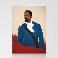 django Stationery Cards featuring Django by Anton Lundin