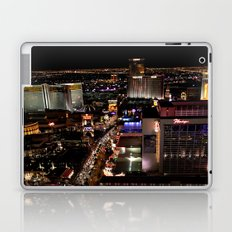 Vegas Strip Laptop & iPad Skin