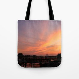 Holden Sky Three Tote Bag