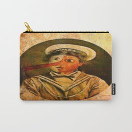 Pinocchio vintage Carry-All Pouch