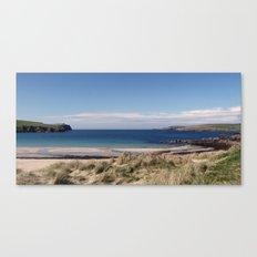 Shetland Isles Canvas Print
