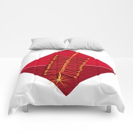 Firecrackers Vietnamese Lunar New Year Phao Tet Holiday Comforters