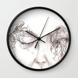 medusas Wall Clock