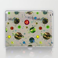 Marble Galaxy Laptop & iPad Skin