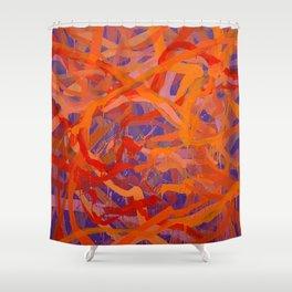 Telos 4 Shower Curtain