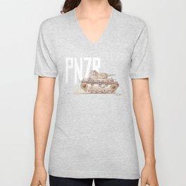 PNZR717 Unisex V-Neck