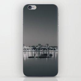 Porto in Black and White II iPhone Skin