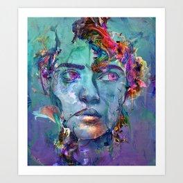 Intention Art Print
