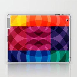Reflections abstraction art decorative Laptop & iPad Skin