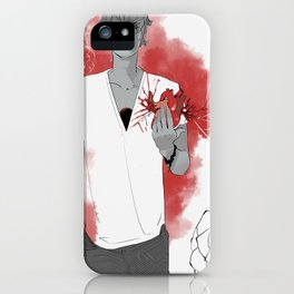 Charity iPhone Case
