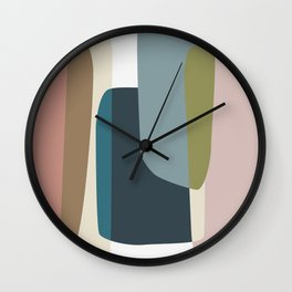 Graphic 180 Wall Clock