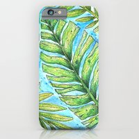 Tropical Healing iPhone 6s Slim Case
