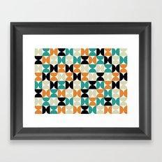 halfmoon Framed Art Print