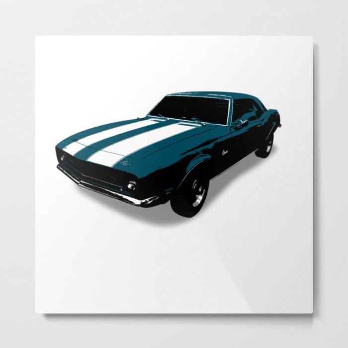Camaro Metal Print