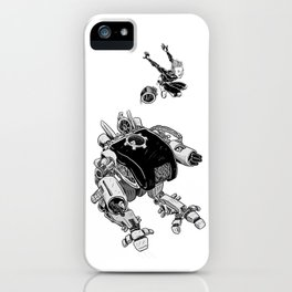 ED209 (Modified) iPhone Case