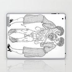 The Defamation of Normal Rockwell II (NSFW) Laptop & iPad Skin