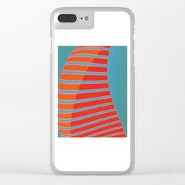 Glória Clear iPhone Case