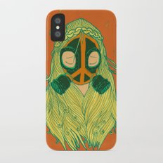 War and Peace Slim Case iPhone X