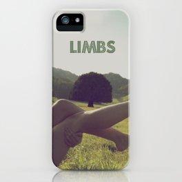 Limbs iPhone Case
