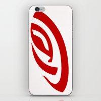 erotic iPhone & iPod Skins featuring Erotic Symbolism by IZ-Design