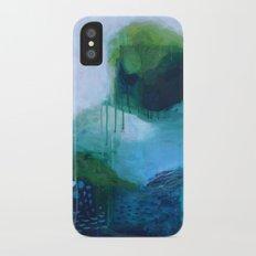 Mists No. 1 iPhone X Slim Case