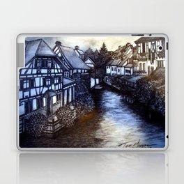 Irish Village Laptop & iPad Skin