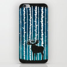 King Of The Forest iPhone & iPod Skin