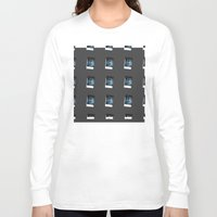 shoe Long Sleeve T-shirts featuring shoe pat. by gasponce