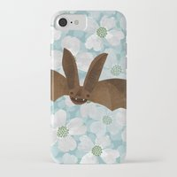 virginia iPhone & iPod Cases featuring Virginia by Santiago Uceda