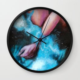Chaos Redshift 7 or CR7 Wall Clock