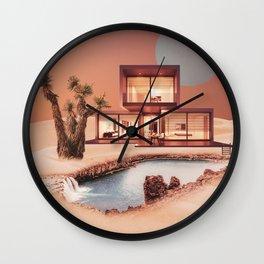 Villa Wall Clock