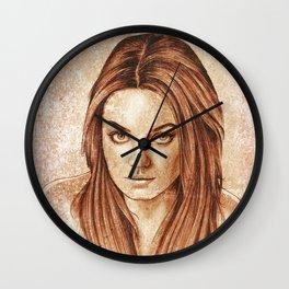 Mila Kunis Wall Clock