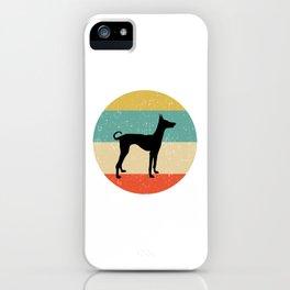 Ibizan Hound Dog Gift design iPhone Case