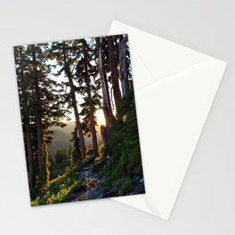 Baker, Sunset Hike Stationery Cards
