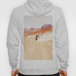 Road Racing Desert (Color) Hoody